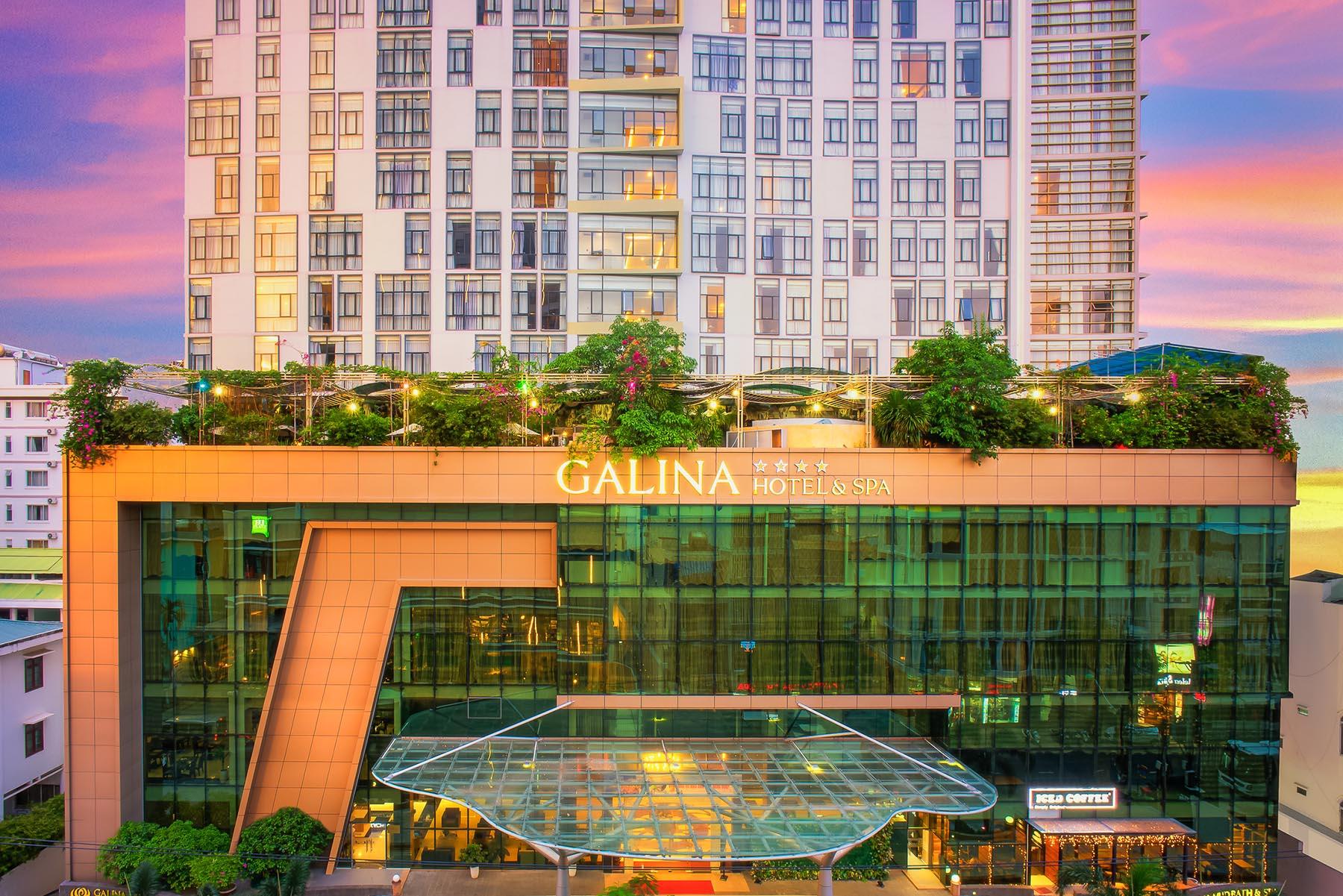 Galina Nha Trang Hotel & Spa - Best hotel in Nha Trang