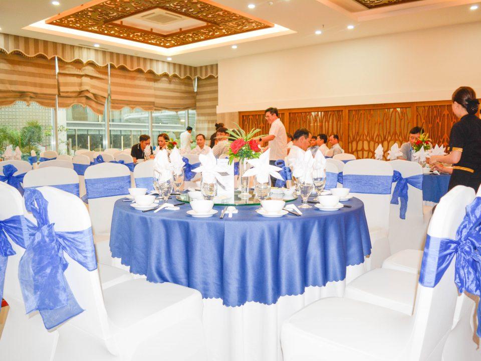 Bộ CHQS Tỉnh Khánh Hòa tổ chức thành công chương trình gặp mặt giao lưu kỉ niệm tại khách sạn Galina